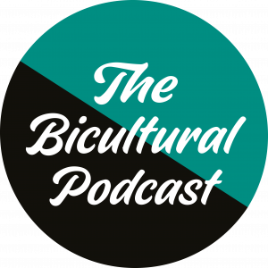 The Bicultural Podcast logo