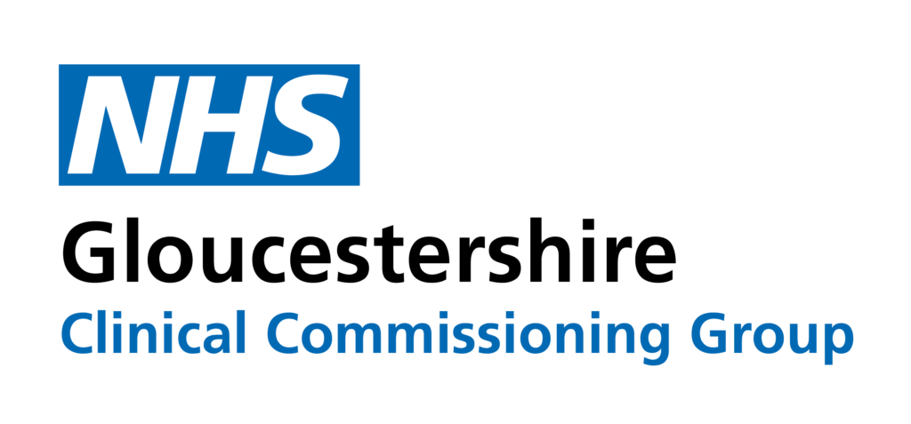 NHS Gloucestershire Clinical Commissioning Group logo